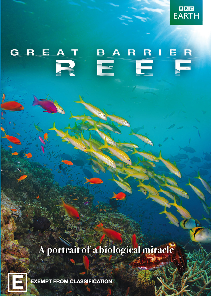 Great Barrier Reef (BBC Earth) on DVD image