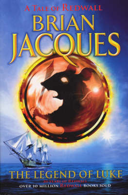 The Legend Of Luke by Brian Jacques
