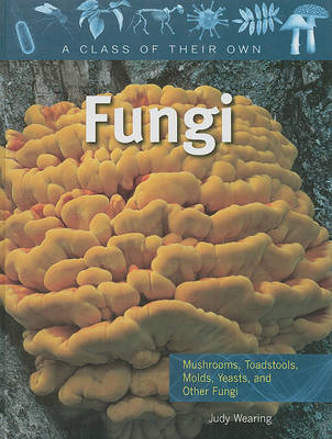 Fungi - A Class of their Own by Judy Wearing