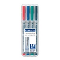 Water Soluble Markers 4 Pack