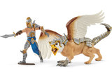 Schleich: Warrior With Griffin