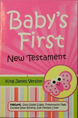Baby's First New Testament-KJV