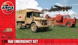 Airfix 1:76 RAF Emergency Set - Model Kit