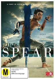 Spear on DVD