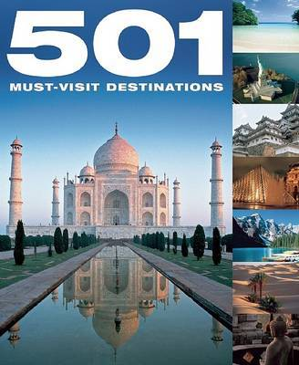 501 Must-Visit Destinations by Jackum Brown