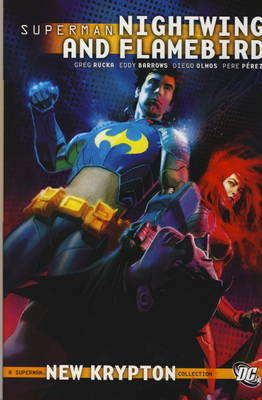 Superman: v. 1 by Greg Rucka image