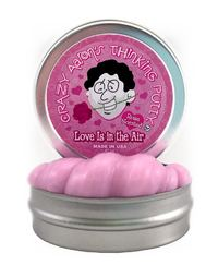 Crazy Aarons Thinking Putty: Mini Tin - Love is in the Air (Scented)