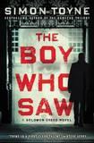 The Boy Who Saw by Simon Toyne