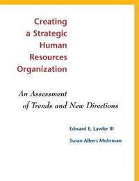 Creating a Strategic Human Resources Organization image