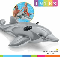 Intex: Lil' Dolphin Ride-on