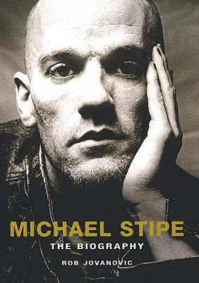 Michael Stipe by Rob Jovanovic