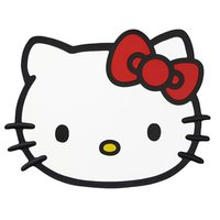 Hello Kitty: Face Die-Cut - Utility Mat image