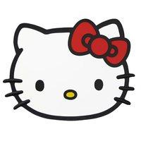 Hello Kitty: Face Die-Cut - Utility Mat