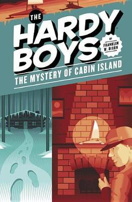 The Mystery Of Cabin Island #8: Hardy Boys by Franklin W Dixon image