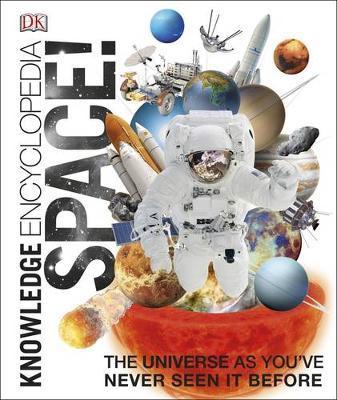 Knowledge Encyclopedia Space! by DK image