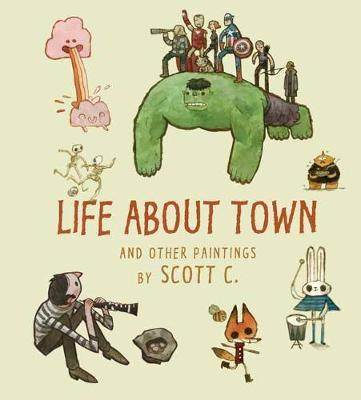 Life About Town by Insight Editions