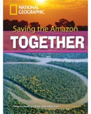 Saving the Amazon: 2600 Headwords by National Geographic