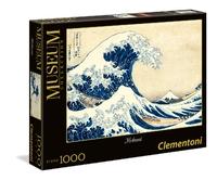 Clementoni Museum: 1000-Piece Puzzle - La Grande's Onda Di Hok