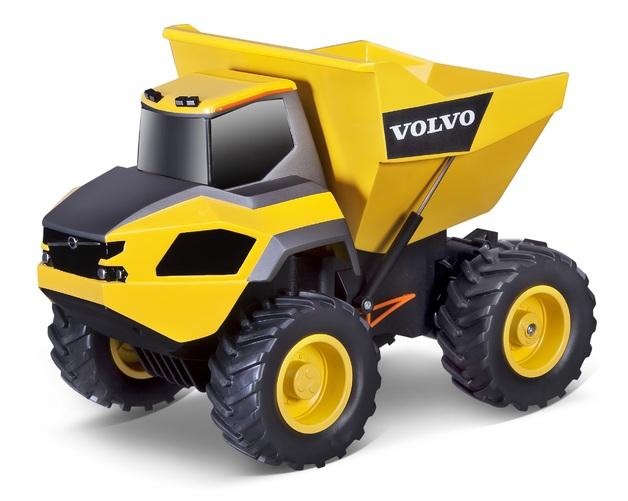 Maisto: Volvo A25 Hauler - RC Vehicle