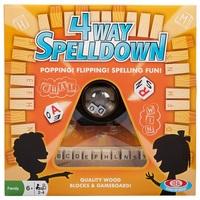 Ideal: 4-Way Spelldown - Board Game