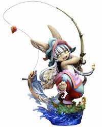 Made in Abyss: Nanachi -Gankimasu Fishing- PVC Figure