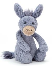 Jellycat: Bashful Donkey - Medium Plush