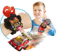 Vtech: Turbo Force Racer Watch - Red image