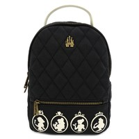 Loungefly: Disney - Princesses Quilted Mini Backpack image