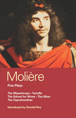 Moliere Five Plays by . Moliere image