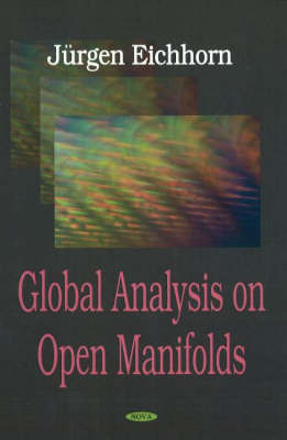 Global Analysis on Open Manifolds by Jurgen Eichhorn image