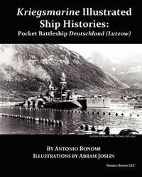 Pocket Battleship Deutschland (Lutzow) by Antonio Bonomi