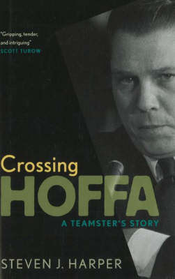 Crossing Hoffa by Steven J Harper image