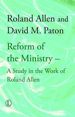 Reform of the Ministry image