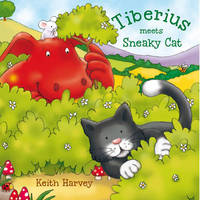 Tiberius Meets Sneaky Cat by Keith Harvey image