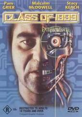 The Class Of 1999: Substitute on DVD