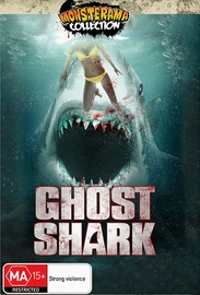 Ghost Shark on DVD