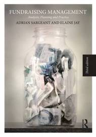 Fundraising Management by Adrian Sargeant