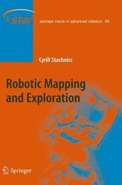 Robotic Mapping and Exploration by Cyrill Stachniss image