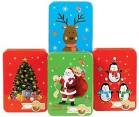 Candy Universe: Christmas tins with chocolate - 78g