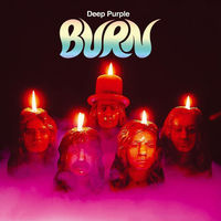 Burn (LP) by Deep Purple