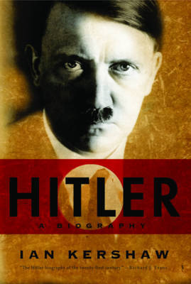 Hitler by Ian Kershaw