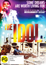 The Idol on DVD