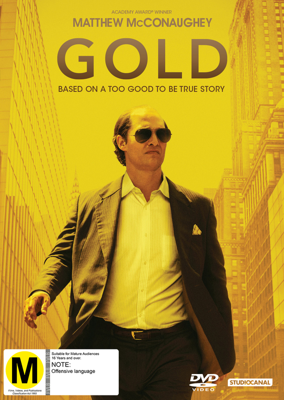 Gold on DVD