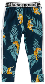 Bonds New Era Trackies - Crouching Tiger (12-18 Months)
