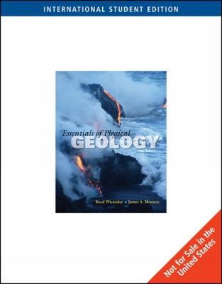 Essentials of Physical Geology, International Edition by Reed Wicander image