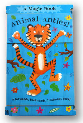 Magic Books: Animal Antics