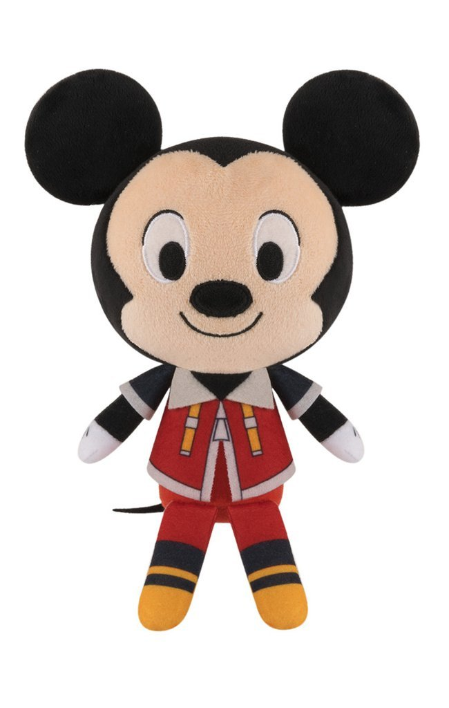 Kingdom Hearts - Mickey Hero Plush image