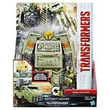 Transformers: The Last Knight: Armour Turbo Changer (Autobot Hound)