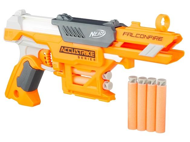 Nerf: N-Strike Elite - Accustrike Falconfire Blaster