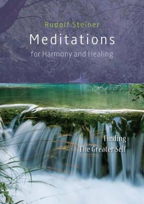 Meditations for Harmony and Healing by Rudolf Steiner image
